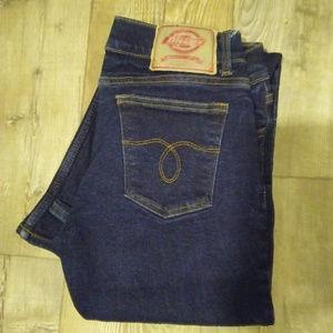 Dark blue Vintage Dickies stretch jeans like new